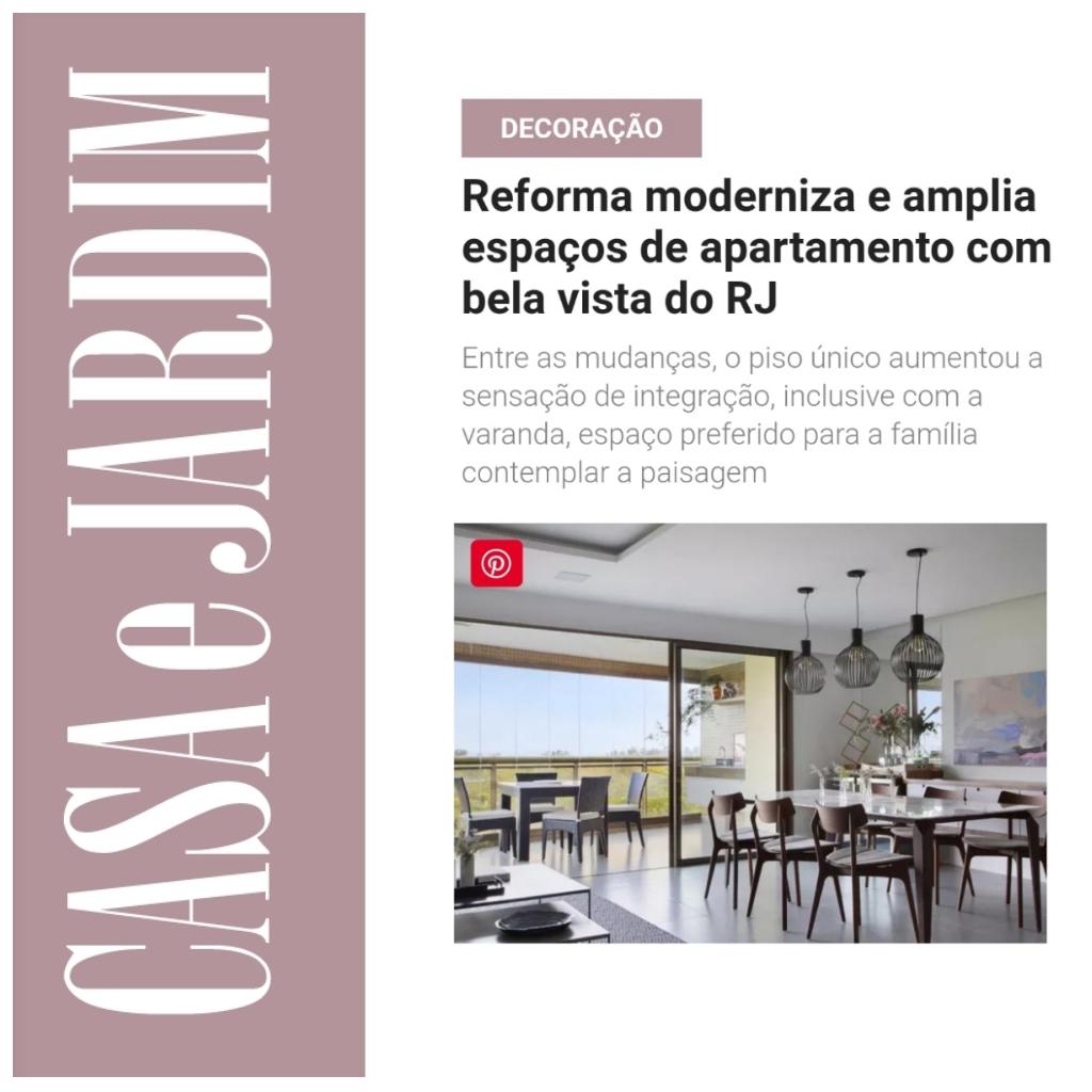 reforma moderniza e amplia espaços